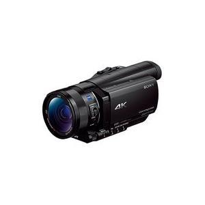 ソニー デジタル4Kビデオカメラレコーダー Handycam 1420万画素 FDR−AX100 (...