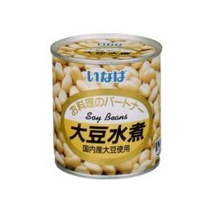 いなば食品 大豆水煮 300g 1缶の商品画像