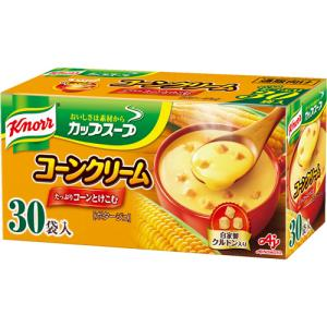 味の素 クノール カップスープ コーンクリーム 17.6g 1箱(30食)