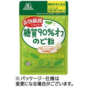 森永製菓 糖質90%オフのど飴 64g 1パック