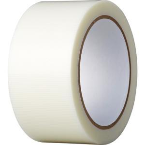 寺岡製作所 養生テープ 50mm×25m 透明 TO4100T−25 1巻|tanomail