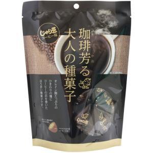 メーカー:東海農産  品番:711966  珈琲芳る大人の種菓子
