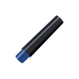 ゼブラ 水性マーカー 紙用マッキー(太+細)用インクカートリッジ 青 RWYT5−BL 1パック(2...