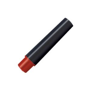 ゼブラ 水性マーカー 紙用マッキー(太+細)用インクカートリッジ 赤 RWYT5−R 1パック(2本...