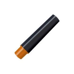 ゼブラ 水性マーカー 紙用マッキー(太+細)用インクカートリッジ オレンジ RWYT5−OR 1パッ...
