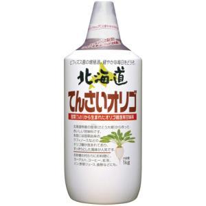 加藤美蜂園本舗 北海道てんさいオリゴ 1kg 1本