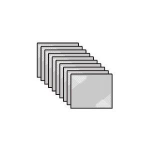 シャープ 交換用フィルター IZ−FA100 1パック(10枚) (お取寄せ品)|tanomail
