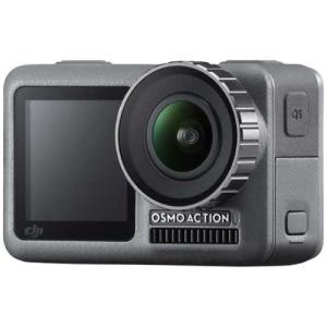 DJI 4K対応 防水アクションカメラ Osmo Action OSMACT