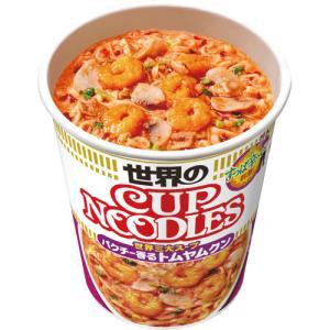 日清食品 カップヌードル トムヤムクンヌードル 75g 1ケース(12食)