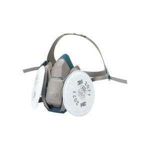 3M 防じんマスク(取替え式) 6500シリーズ L 6500QL2071−RL2L 1個