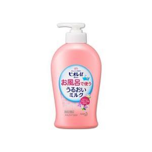花王 ビオレu お風呂で使う うるおいミルク フローラルの香り 300ml 1個|tanomail