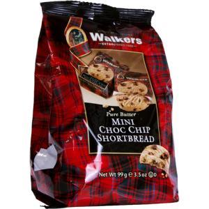 ウォーカー ショートブレッド フローパック チョコチップ #1880 99g 1パック