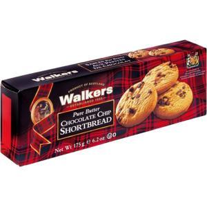 ウォーカー ショートブレッド チョコチップ #182 175g 1個