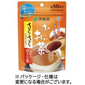 伊藤園 おーいお茶 さらさらほうじ茶 40g 1パック