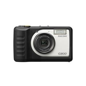 リコー 防水・防塵・業務用デジタルカメラ G800 162045 1個|tanomail