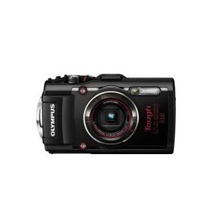 オリンパス デジタルカメラ STYLUS TG−4 Tough ブラック TG−4BLK 1台