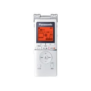 パナソニック ICレコーダー 4GB ホワイト RR−XS460−W 1台|tanomail