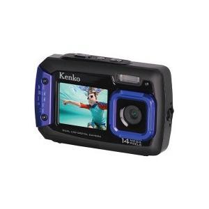 ケンコー・トキナー 防水デュアルモニターデジタルカメラ DSC1480DW 1台|tanomail