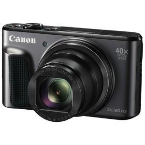 キヤノン デジタルカメラ PowerShot SX720 HS ブラック 1070C004
