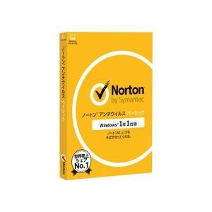 シマンテック ノートン アンチウイルス ベーシック 1年1台版 1本 (お取寄せ品)