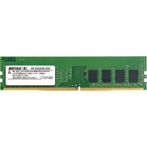バッファロー PC4−2400対応 288ピン DDR4 S...