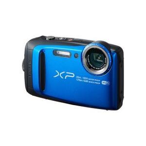 富士フイルム デジタルカメラ FinePix XP120 ブルー F FX−XP120BL 1台|tanomail