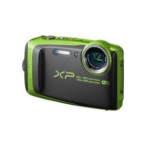 富士フイルム デジタルカメラ FinePix XP120 ライム F FX−XP120LM 1台|tanomail