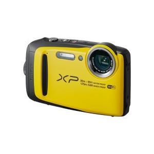 富士フイルム デジタルカメラ FinePix XP120 イエロー F FX−XP120Y 1台|tanomail