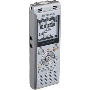 オリンパス ICレコーダー Voice−Trek 4GB シルバー V−862 SLV 1台|tanomail