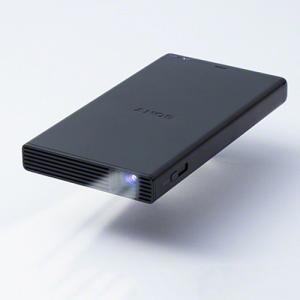 ソニー モバイルプロジェクター WVGA 105ANSIルーメン MP−CD1 1台|tanomail