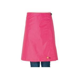 メーカー:ロゴス   品番:33670979   動きやすい立体縫製の軽量レインスカート。ウエストサ...