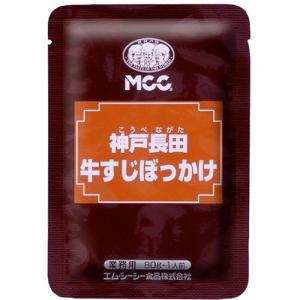 エム・シーシー食品 神戸長田牛すじぼっかけ 80g 1パック
