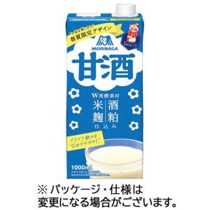 森永製菓 甘酒 1000ml 1個