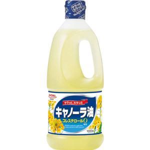 昭和産業 キャノーラ油 1000g 1本