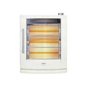 YAMAZEN 電気ストーブ 加湿機能付 DSE−KC105(W) 1台