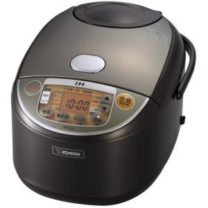 象印 IH炊飯ジャー 極め炊き 1升炊き ブラウン NP−VN18−TA 1台|tanomail