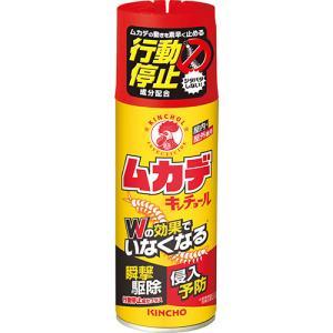 大日本除蟲菊 KINCHO ムカデキンチョール 行動停止プラス 300ml 1本 (お取寄せ品)