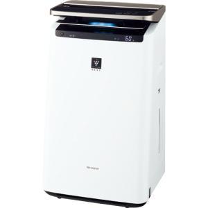 シャープ プラズマクラスター加湿空気清浄機 ホワイト系 KI−LP100−W (代引き不可)|ぱーそなるたのめーる