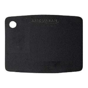 エピキュリアン カッティングボード S ブラック 001−080602 1枚