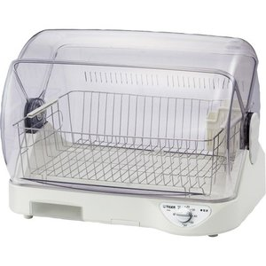 タイガー魔法瓶 食器乾燥機サラピッカ DHG−T400W 1台|tanomail