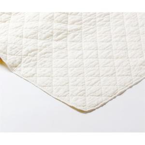 龍宮 パシーマ キルトケット ジュニア (約120×180cm) きなり 5806キルトケツト 1枚 (お取寄せ品)