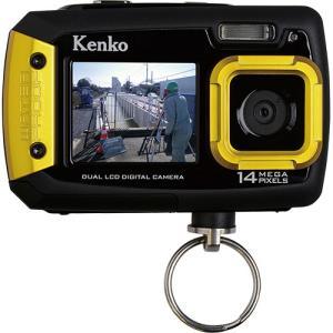 メーカー:ケンコー・トキナー   品番:DSCPRO14   防塵・防水・耐衝撃デジタルカメラ。工事...