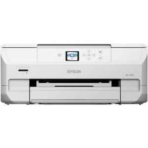エプソン Colorio インクジェット複合機 A4 EP−713A 1台|ぱーそなるたのめーる