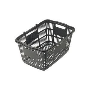 スーパーメイト ショッピングバスケット 33L ダークグレー CB−33EGU 1個|tanomail