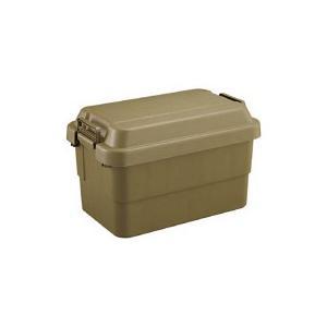 TRUSCO トランクカーゴ 50L OD色 ODC−50 1個 (お取寄せ品)|tanomail