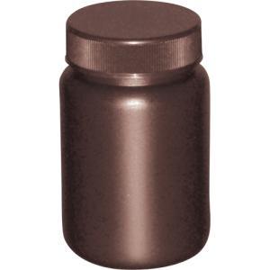 瑞穂化成工業 瑞穂 広口瓶茶100ml 0270 1個 (メーカー直送)の画像