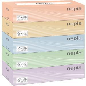 王子ネピア ネピアティシュ200 200組/箱 1セット(60箱:5箱×12パック)|tanomail