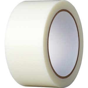 寺岡製作所 養生テープ 50mm×25m 透明 TO4100T−25 1セット(30巻)