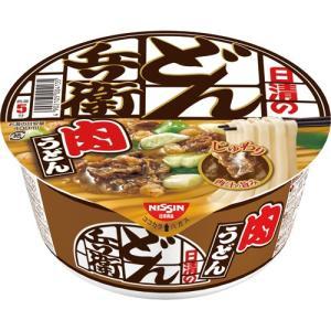 メーカー:日清食品   品番:889880   甘めのつゆがおいしい!