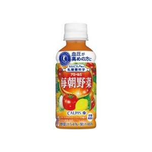カルピス アミールS 毎朝野菜 200ml ペットボトル 1セット(24本) (お取寄せ品)|tanomail